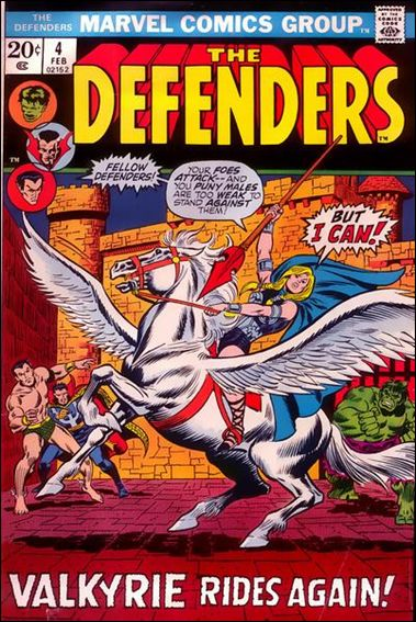 Defenders (1972) 4-A by Marvel
