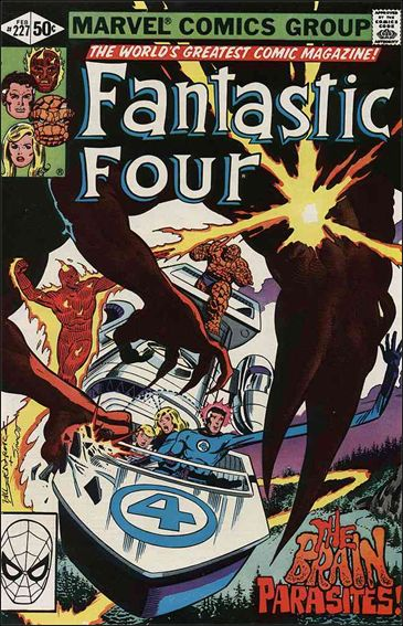 Fantastic Four (1961) 227-A by Marvel