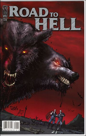 Road to Hell 1-A by IDW