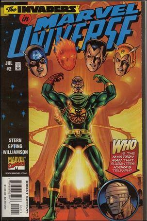Marvel Universe 2-B