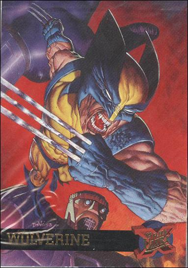 1995 Fleer Ultra X-Men (Promo) NN 1-A by Fleer