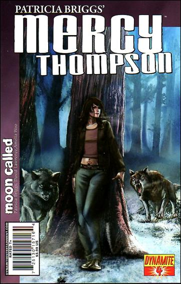 Patricia Briggs' Mercy Thompson: Moon Called 4-A by Dynamite Entertainment