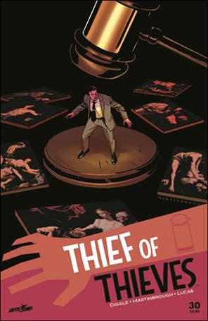 Thief of Thieves 30-A