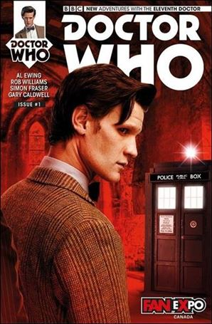 Doctor Who: The Eleventh Doctor 1-V