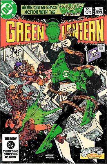 Green Lantern (1960) 168-A by DC