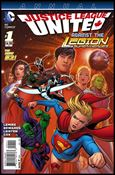 Justice League United Annual 1-A