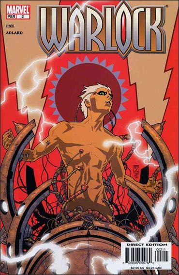 Warlock (2004) 2-A by Marvel