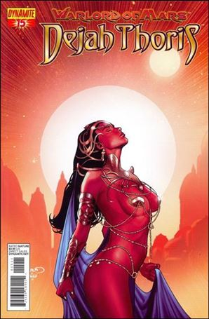 Warlord of Mars: Dejah Thoris 15-A