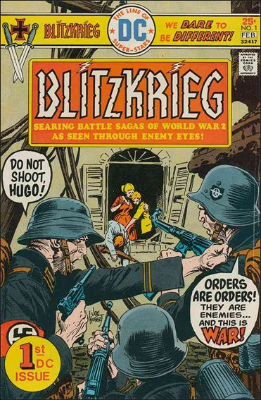 Blitzkrieg 1-A by DC