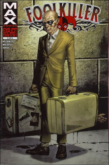 Foolkiller (2007) 4-A by Max