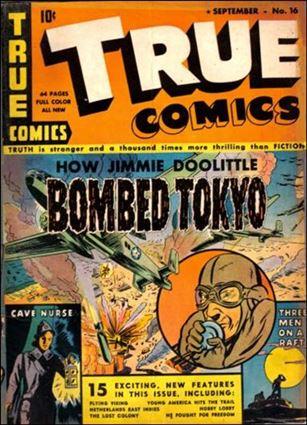 True Comics 16-A