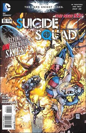 Suicide Squad (2011) 11-A
