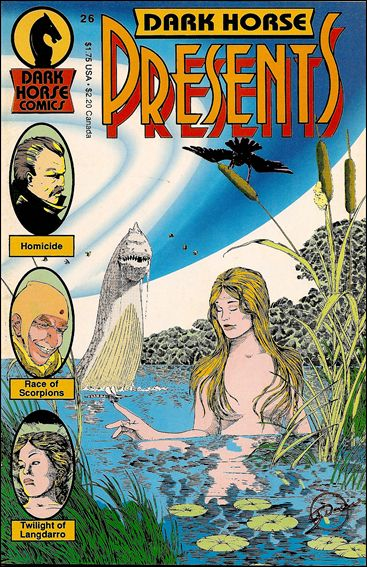 Dark Horse Presents (1986) 26-A by Dark Horse
