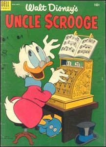 Walt Disney's Uncle Scrooge 5-A by Gemstone