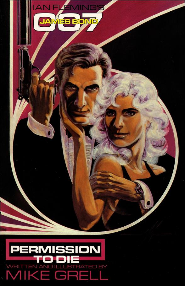 James Bond: Permission to Die 1-A by Eclipse