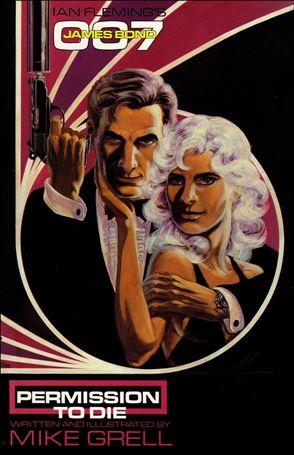 James Bond: Permission to Die 1-A