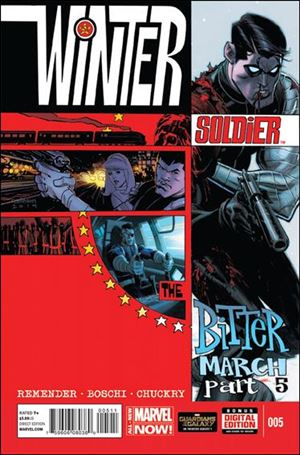 Winter Soldier: The Bitter March 5-A
