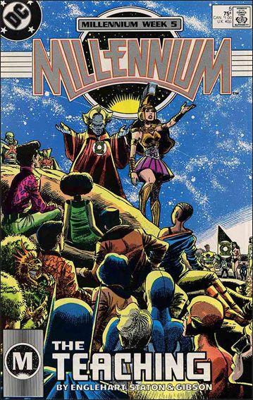 Millennium (1988) 5-A by DC