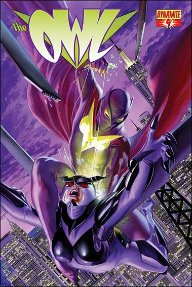 Owl (2013) 4-A by Dynamite Entertainment