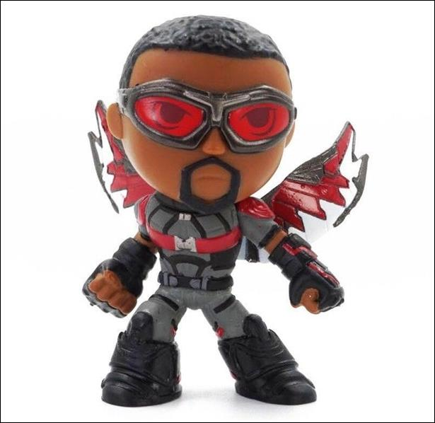 Avengers Infinity War Mystery Minis Falcon (Walmart Exclusive) 1:72 by Funko