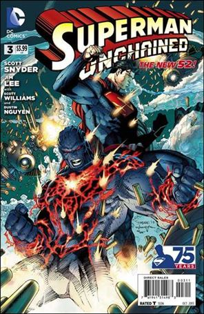 Superman Unchained 3-A