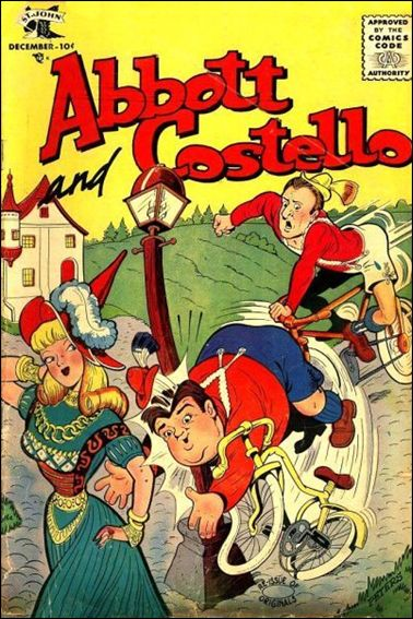Abbott and Costello (1948) 34-A by St. John