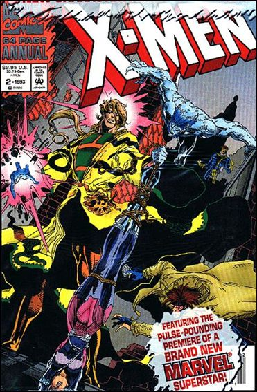 X-Men Annual 2-A by Marvel