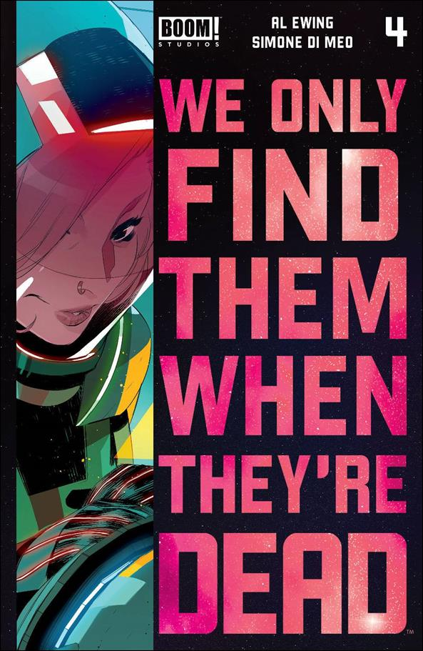 We Only Find Them When They're Dead 4-D by Boom! Studios