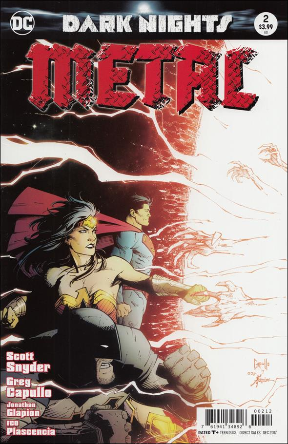 Dark Nights: Metal 2-I by DC