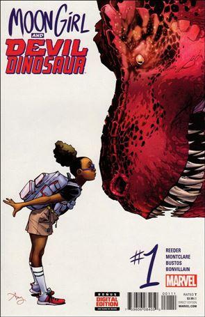 Moon Girl and Devil Dinosaur 1-A