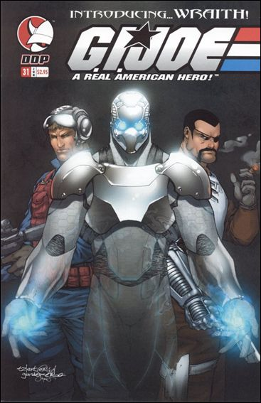 G.I. Joe (2001) 31-B by Devil's Due