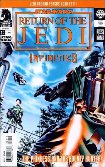 Star Wars: Infinities - Return of the Jedi 2-A by Dark Horse