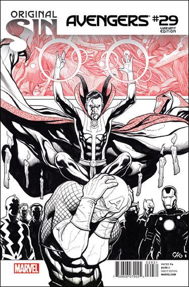 Avengers (2013) 29-B by Marvel