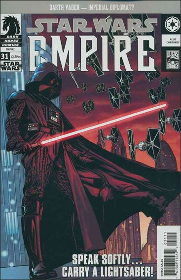 Star Wars: Empire 31-A by Dark Horse