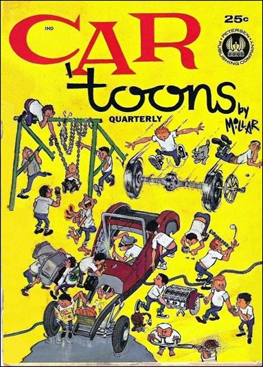 CARtoons (1961) 4-A by Petersen