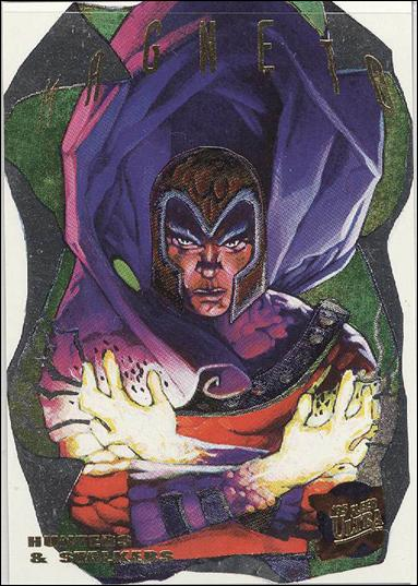 1995 Fleer Ultra X-Men (Hunters & Stalkers Subset) 8-C by Fleer