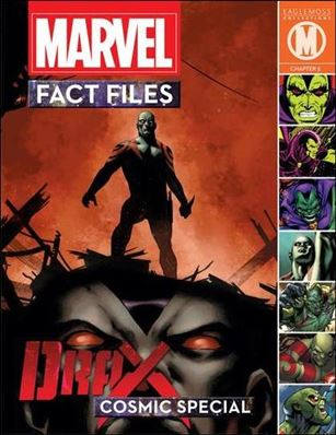 Marvel Fact Files Cosmic Special 6-A