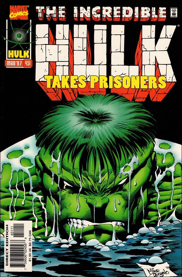 Incredible Hulk (1968) 451-A by Marvel