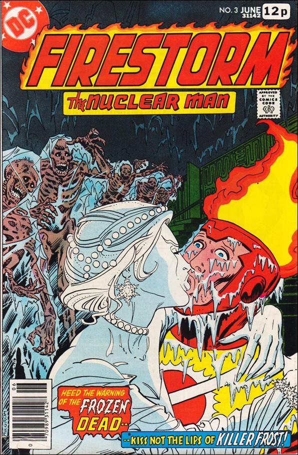Firestorm (1978) 3-B by DC