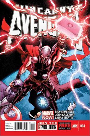 Uncanny Avengers (2012) 4-A