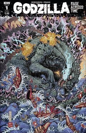 Godzilla: Rage Across Time 1-B
