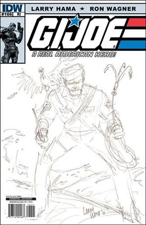 G.I. Joe: A Real American Hero 166-C
