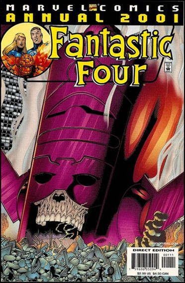 Fantastic Four Annual  '2001'-A by Marvel