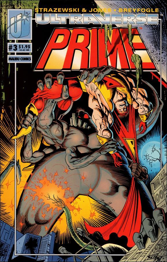 Prime (1993) 3-A by Malibu