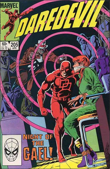 Daredevil (1964) 205-A by Marvel