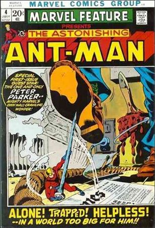 Marvel Feature (1971) 4-A