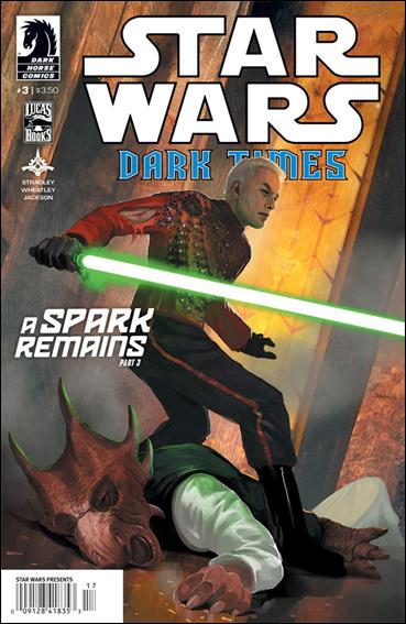 Star Wars: Dark Times - A Spark Remains 3-A by Dark Horse