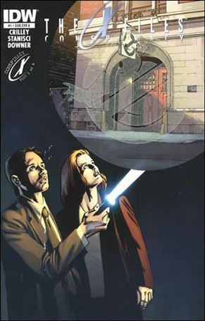 X-Files: Conspiracy 1-B