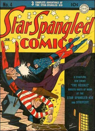Star Spangled Comics (1941) 4-A by DC