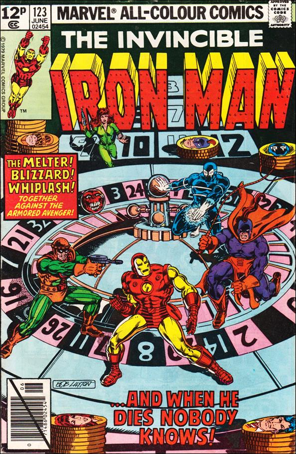 Iron Man (1968) 123-B by Marvel
